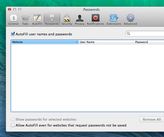 iCloud Keychain: Why You Want It & How To Use It safari autofill passwords