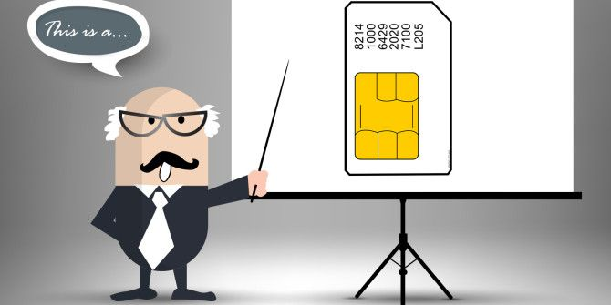 What Is a SIM Card and What Does It Do?