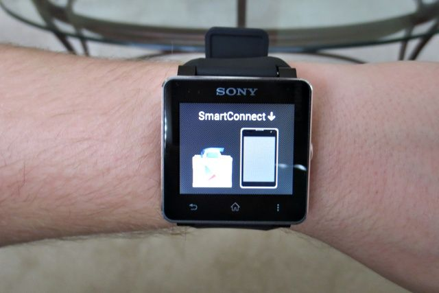 sony smart watch 2 review