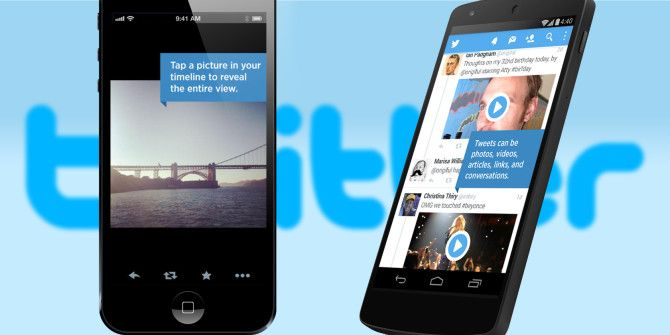 Twitter App Update Adds Photos in Direct Messages and Swipe Navigation for Timelines