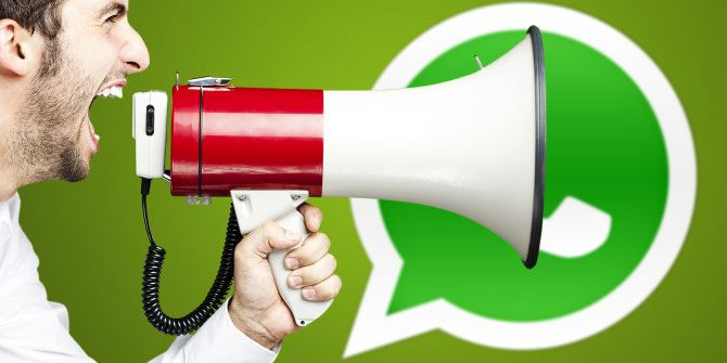 Broadcast Your Message To A List Of Friends As WhatsApp Redesigns Its iOS App