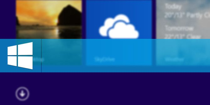 Have It Your Way: Hide The Windows 8.1 Start Button