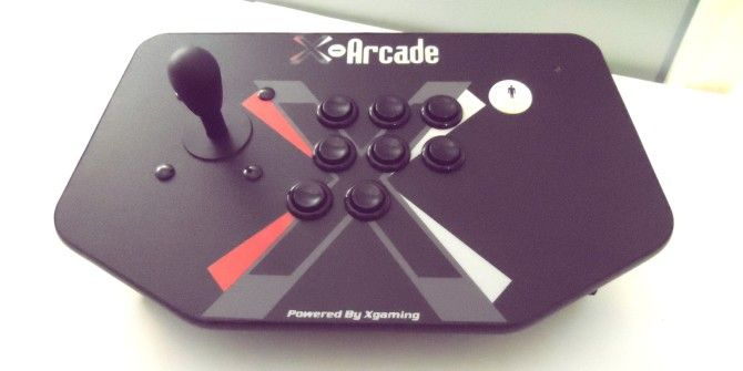 Xgaming X-Arcade Solo Joystick Review & Giveaway