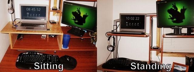 cool things for your office. Modren Office 1 SitStand Desk And Cool Things For Your Office