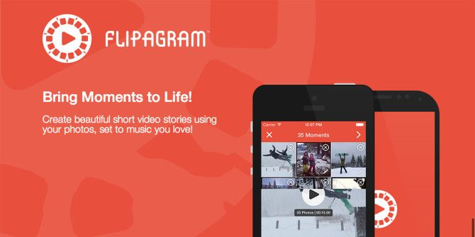 Bring Your Photos to Life On Instagram & Beyond With Flipagram