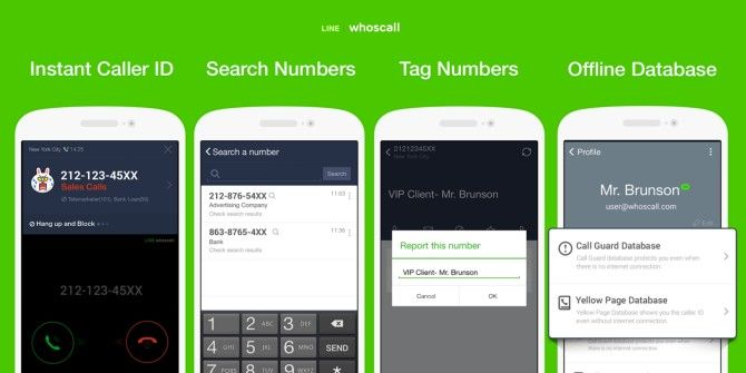 Line Launches Whoscall Caller ID For Android To Block Pesky Companies
