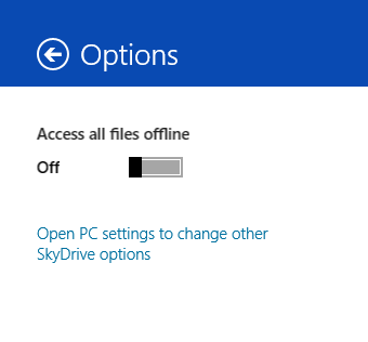 OneDrive Access Files