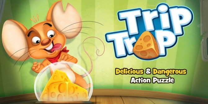 Is This The Next Angry Birds? Puzzle Game TripTrap Is Addictive & Fun