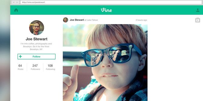 Vine Releases Video Services Online With Full Screen TV Mode