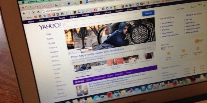 Thousands Of Yahoo.com Visitors May Be Infected With Malware