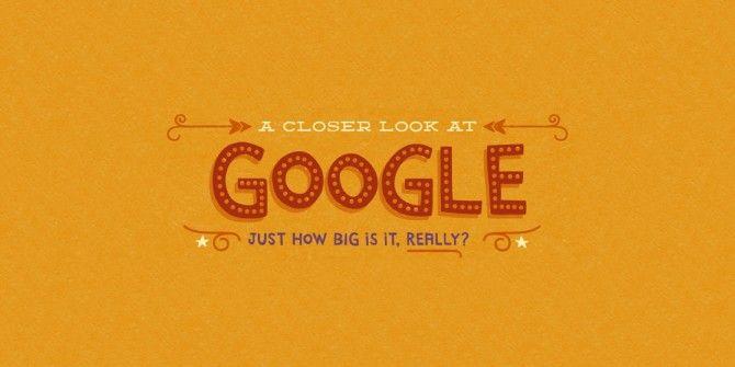 Exactly How Big IS Google?