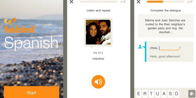 Study a Language From Your PC, Phone or Tablet With Babbel
