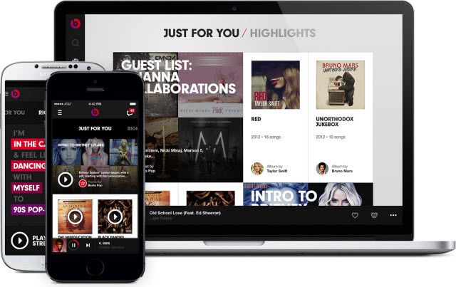 BeatsMusic Launches Curated Mood-Based Streaming Music beatsmusic1