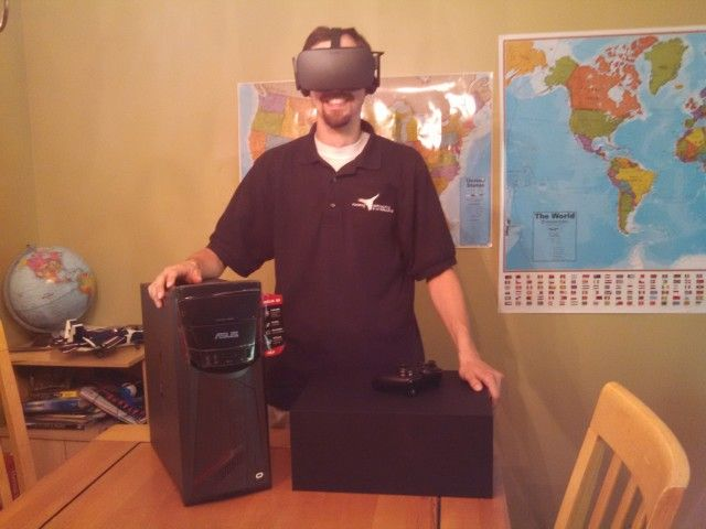 don f - oculus rift and pc winner