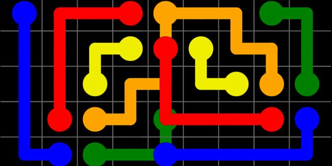 Flow Free: Bridges Is 930 Levels of Brain-Twisting Fun For Free