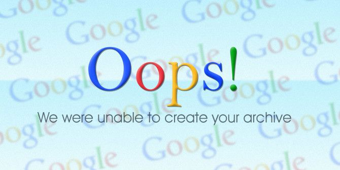 A Cautionary Tale: When Google Decides To Hold On To Your Personal Data And Won't Let Go