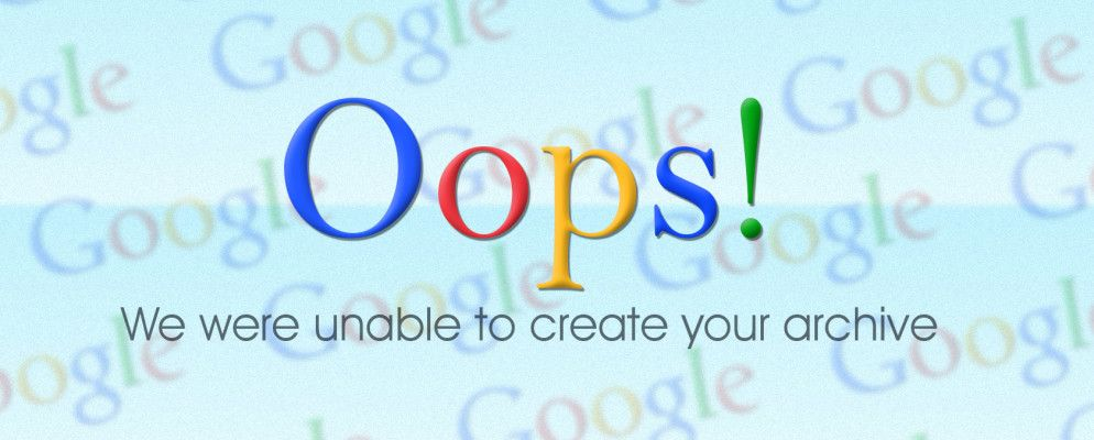 A Cautionary Tale: When Google Decides To Hold On To Your