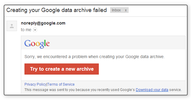 google-takeout-error-email