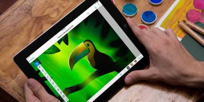 Free iPad Vector Drawing App Inkpad Might Turn You Into A Designer Yet