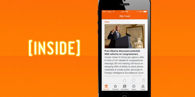 Inside Launches Breaking News App: Wants To Be The Pandora Of News