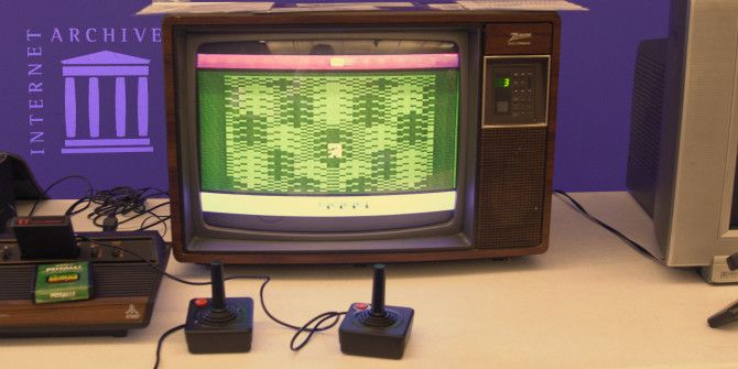 """Internet Archive Lets You Play Retro Games With The """"Console Living Room"""""""