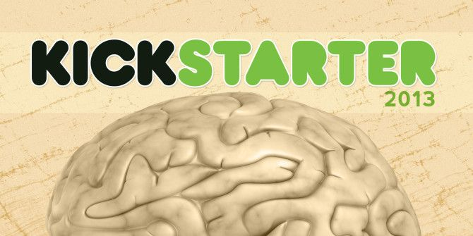 The 6 Most Mind-Blowing Kickstarter Projects Introduced In 2013
