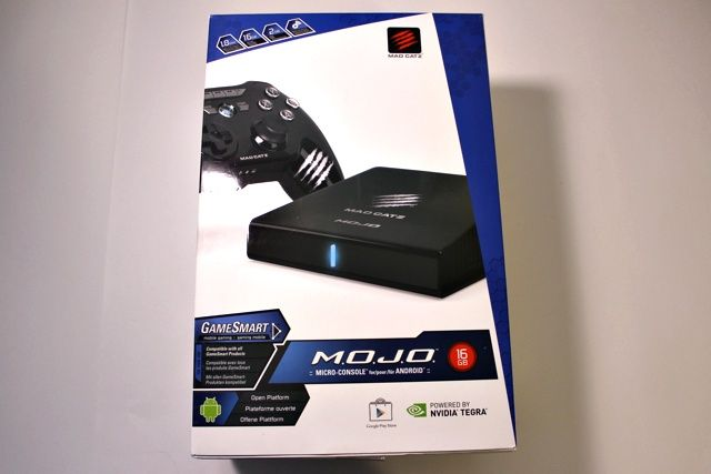 mad catz mojo console review