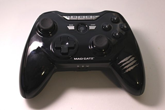mad catz mojo android console review