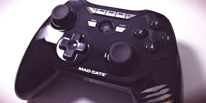 Mad Catz M.O.J.O. Android Gaming Console Review and Giveaway