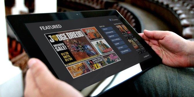 Enjoy the Best Comics On Windows 8 With ComiXology's App