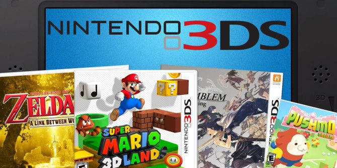 4 Nintendo 3DS Games That Make Incredible Use Of The 3D Tech