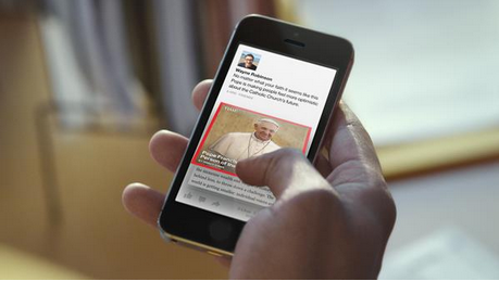 Facebook To Launch A Curated Visual News Reader Called Paper paper2