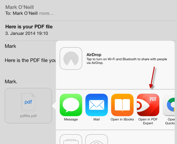 View & Edit PDF Files On Your iPad With PDF Expert 5 pdfexpert2
