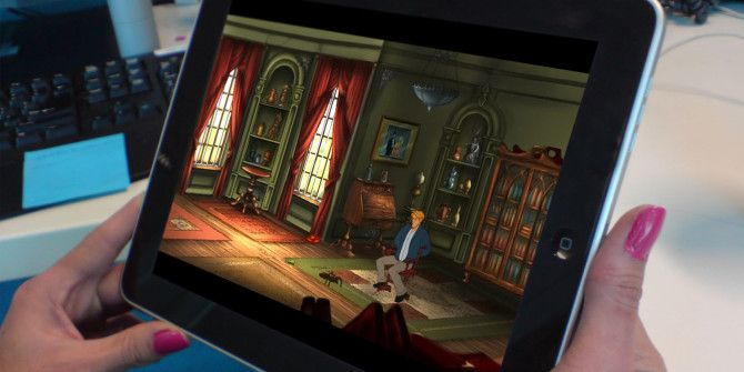 Point & Click Games Found A New Home On The iPad