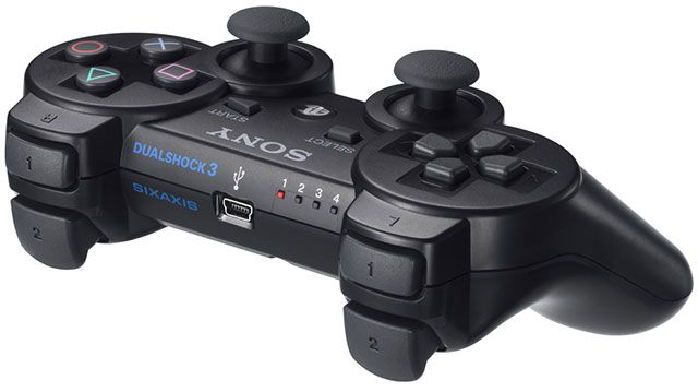 Game Controllers & iOS: Here's What You Need To Know ps3 ds3