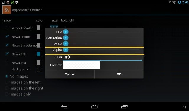 simple-rss-settings