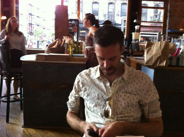 How Smartphones Are Ruining Your Life smartphone phubbing bar