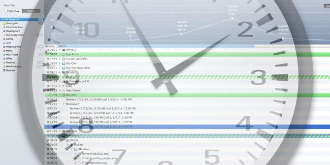 Track How You Spend Time On Your Mac With Timing