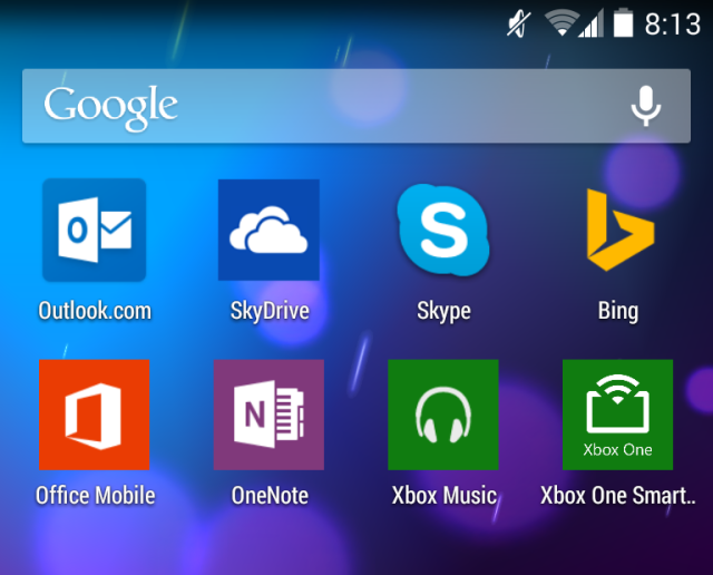 windows-8-android-integration