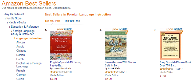Amazon-Language-Books