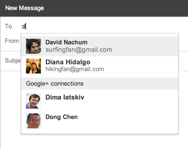 Google+ Meets Gmail: Everything You Need To Know About The Explosive Combo