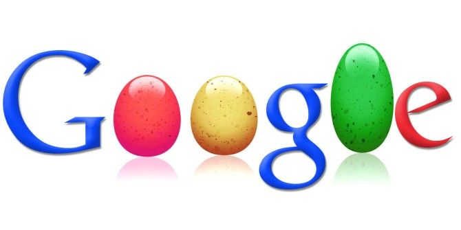 Ten Google Easter Eggs You Missed Somehow