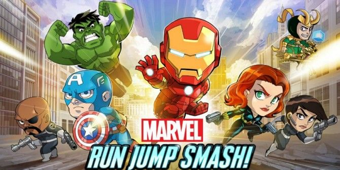 Avengers (And Bugs) Assemble in Marvel's Run Jump Smash!