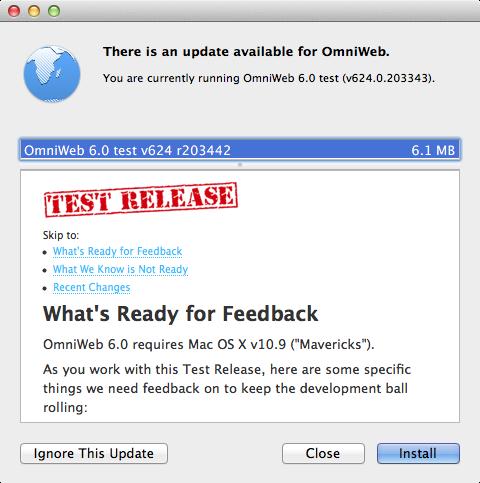 Omniweb browser download