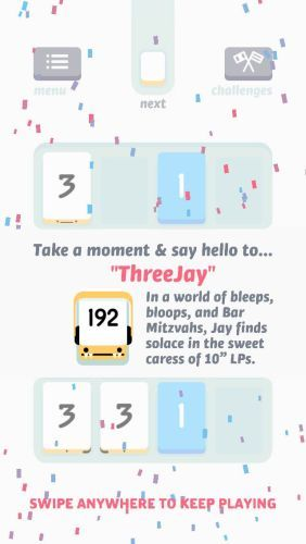 Threes_iOS_Puzzle_Game_Numbers_Characters_Threejay