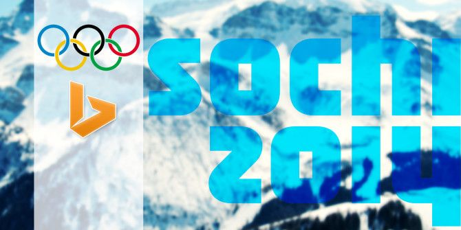 Get Instant Winter Olympics Schedules And Medals Tally On Bing Search