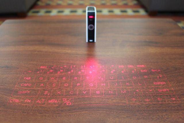 celluon virtual keyboard review