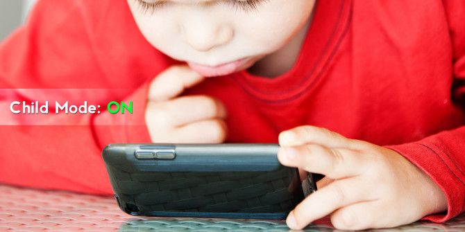 Activate Child Mode On Your Windows Phone To Safely Share It With Kids