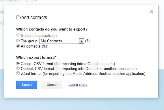 csv-gmail-export