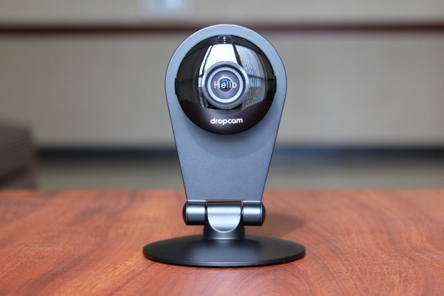 dropcam pro wifi security review